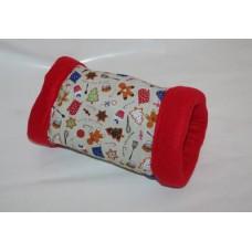 Kuschelrolle - Weihnachten (Lebkuchen)