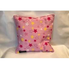 Chill-Kissen (Sterne rosa)