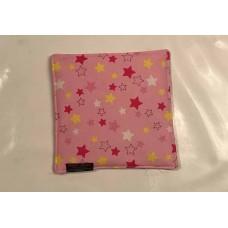 Kleine-Urindichtedecke (rosa Sterne)