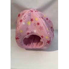 Kuschel-Ball (Sterne Rosa)