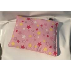 Kühl-Kissen (Sterne Rosa)