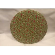 Bezug für Drehteller 35 cm Ø (Erdbeere)