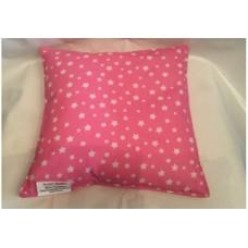 Chill-Kissen ( Sterne rosa)