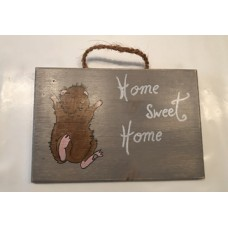 Handgefertigte Holzschild -Home Sweeet Home