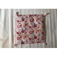 Hängematte (40x40) Blumen + Schmetterlinge