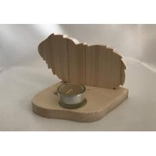 Teelichthalter - Meerschweinchen