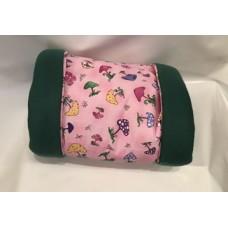 Kuschelrolle XL (Pilze Rosa)