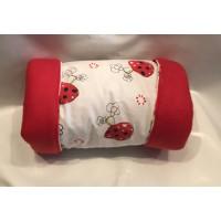 Kuschelrolle (Pilze Rot)